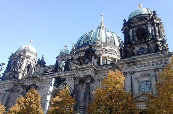 Кафедральный собор в Берлине разрушается?