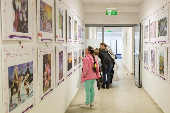 В Дюссельдорфе прошел XVI Международный культурный фестиваль «Цветы России»