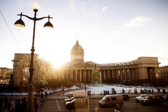 Культурная программа Санкт-Петербурга в Берлине
