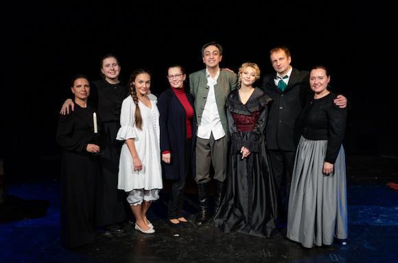 Международный фестиваль «Мир русского театра» в Берлине