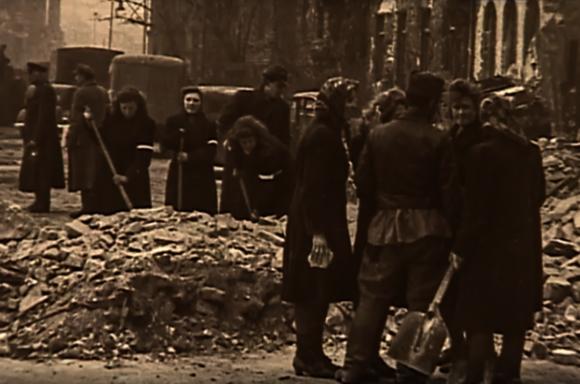 Экспозиция военного фотографа Валерия Фаминского в Берлине