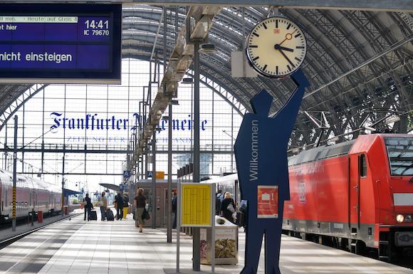 Из Берлина по городам Германии