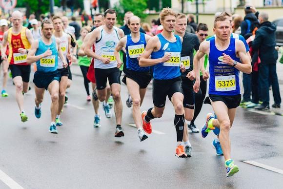 Берлинский марафон 2019