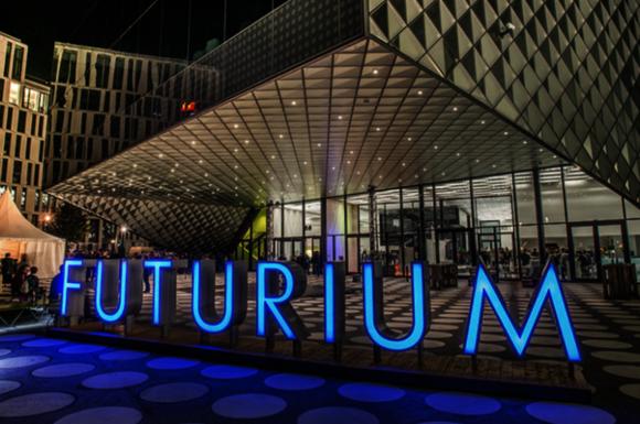 В Берлине открылся Дом будущего Futurium Berlin