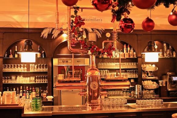 Баварское гостеприимство в ресторане Maximilians в Берлине
