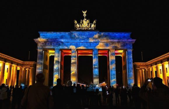 фестиваль в Берлине «Берлин в свету»