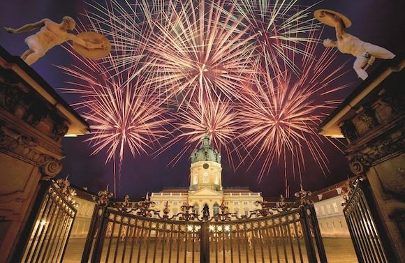 Новый Год 2019 во Дворце Шарлоттенбург в Берлине!