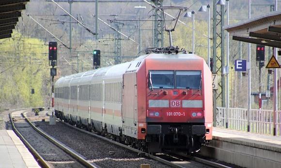 Новый маршрут Дрезден - Берлин – Росток