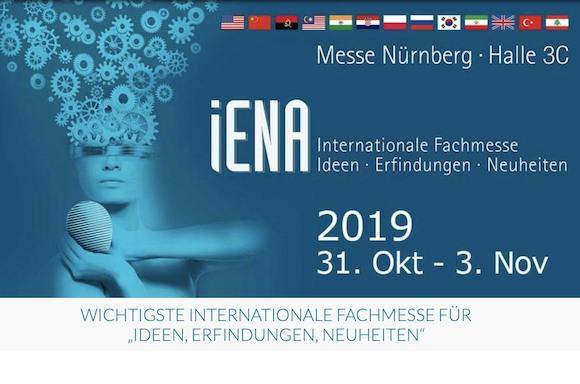 Россия на международной ярмарке iENA 2019 в Германии