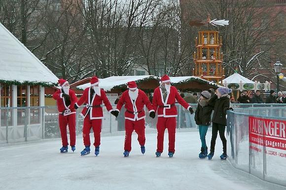 «Berliner Weihnachtszeit». Рождественская ярмарка в Берлине