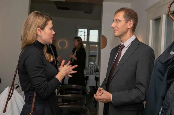 Besuch einer Delegation aus der Region Kurgan in Deutschland
