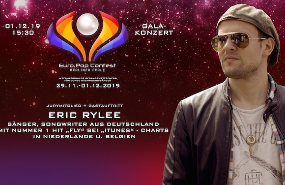 Euro Pop Contest GrandPrix Berliner Perle 2019 в Берлине