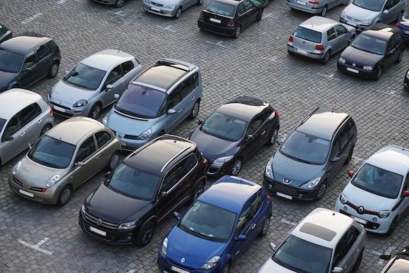 Неправильная парковка? Штраф 100 евро!