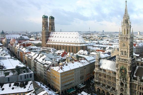 Мюнхен-2020 предложит туристам импрессионистов, рейвы и велопрогулки в Венецию