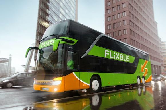 Из Берлина в Таллин и обратно на  Flixbus