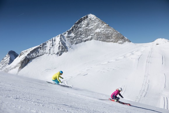 Сезон на горнолыжных курортах Тироля (Tirol) продолжается и в мае