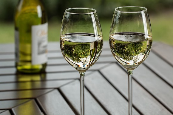 Уже и «ледяного» вина не испить… Виновата зима