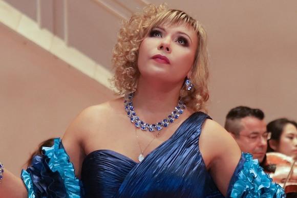 За кулисами Берлинской Филармонии: Надежда Колесникова