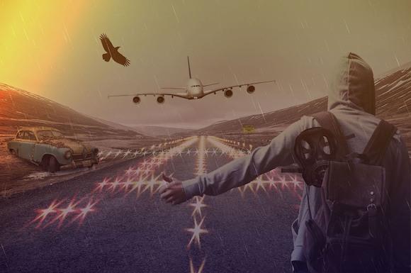 Коронавирус COVID-19. Аэропорты Берлина «идут на вынужденную экстренную посадку»