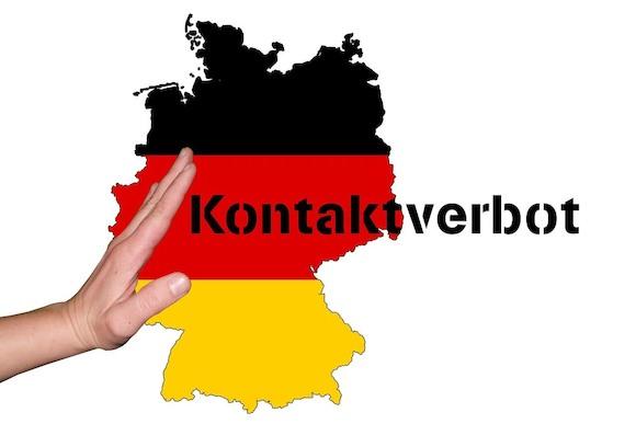 Коронавирус в Германии: серьезные ограничения