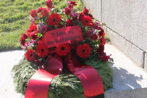Памятные мероприятия в Берлине к 75-летию Великой Победы