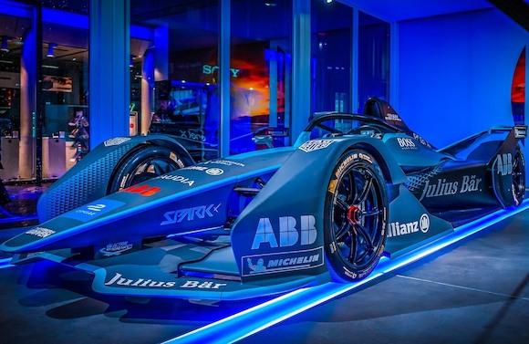 Гонки класса Формулы Е могут пройти в Берлине