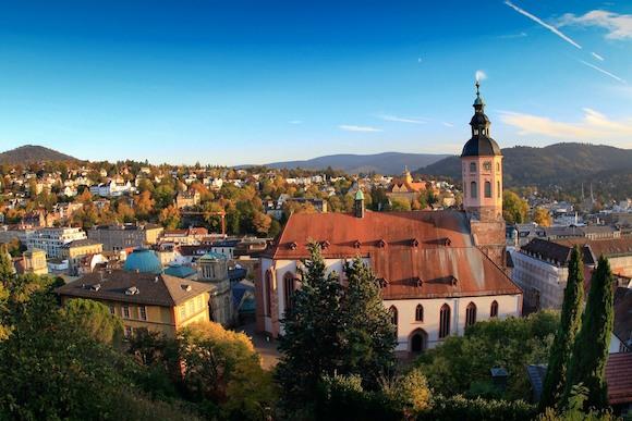 Летние путешествия из Штутгарта по земле Баден-Вюртемберг