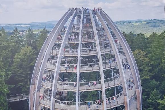 Топ необычных мест в Баварии 2020