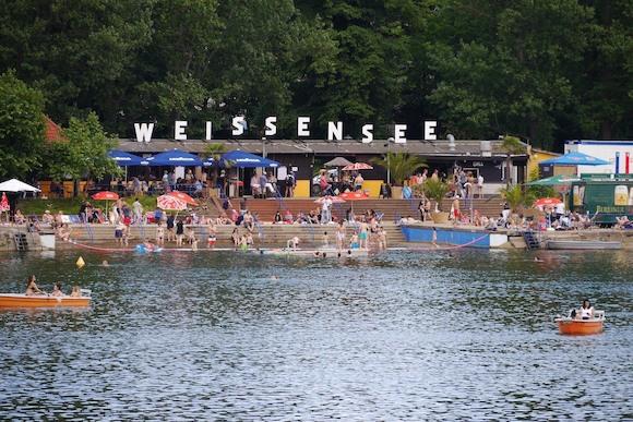 Лето 2020 в Берлине
