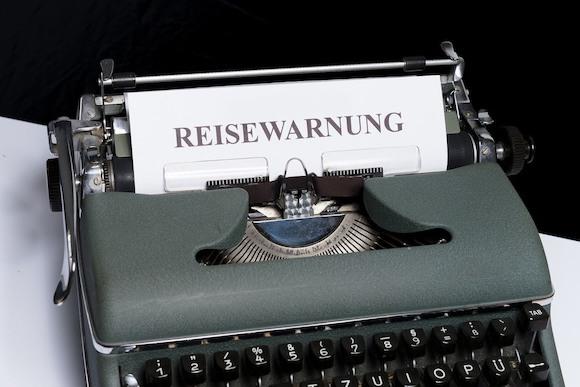 МИД Германии уведомляет
