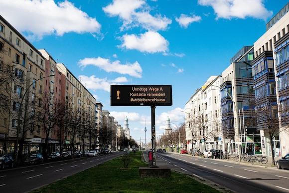 COVID 19: Сенат Берлина вносит изменения