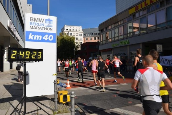 Берлин: марафон в пандемию