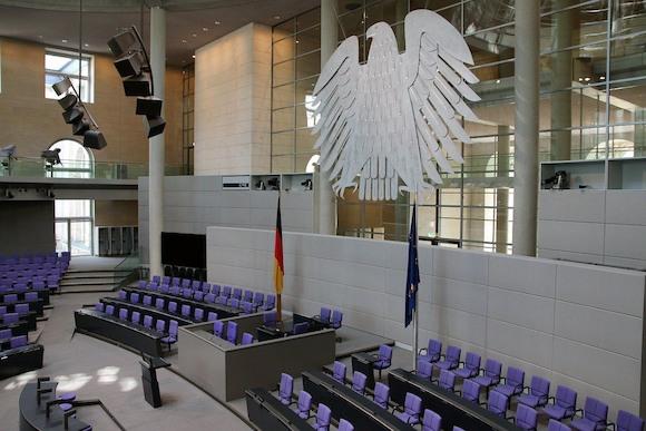 Очередные федеральные выборы в Германии