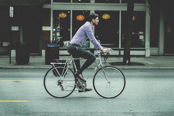 Берлинцы отдают предпочтение велосипеду