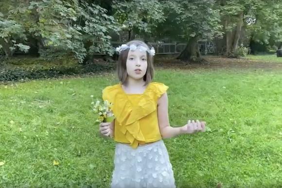Детский фестиваль чтецов