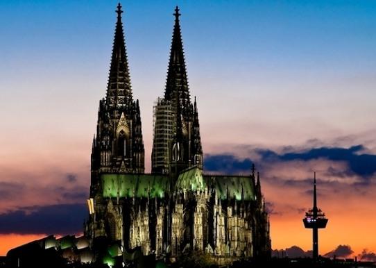 Германия сверху: лучшие смотровые площадки