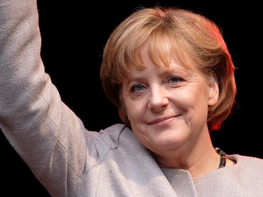 … и опять Ангела Меркель