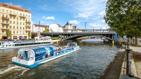 Отдых на воде  в Берлине: 5 лучших рекомендаций
