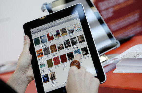 Книга цифровая, да не любимая